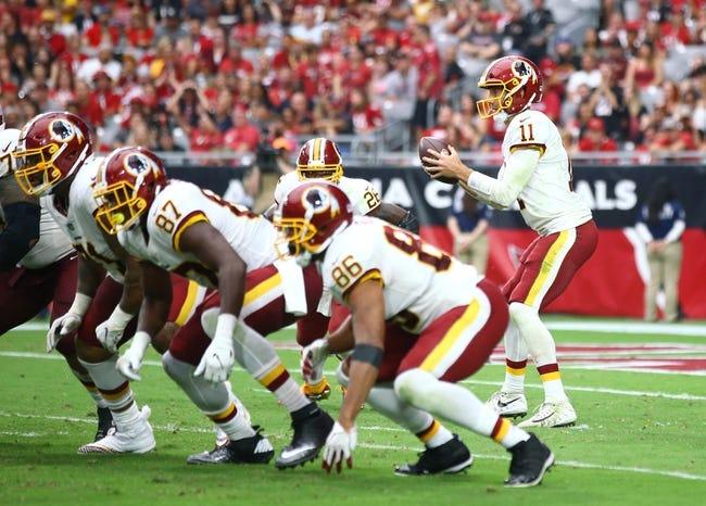 Indianapolis Colts at Washington Redskins - 9/16/18 NFL Pick, Odds, and Prediction
