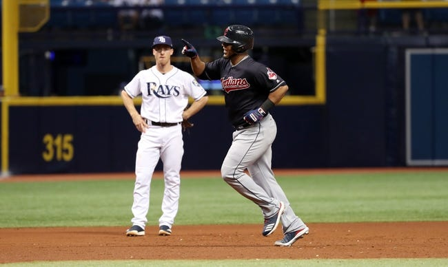 Tampa Bay Rays vs. Cleveland Indians - 9/12/18 MLB Pick, Odds, and Prediction