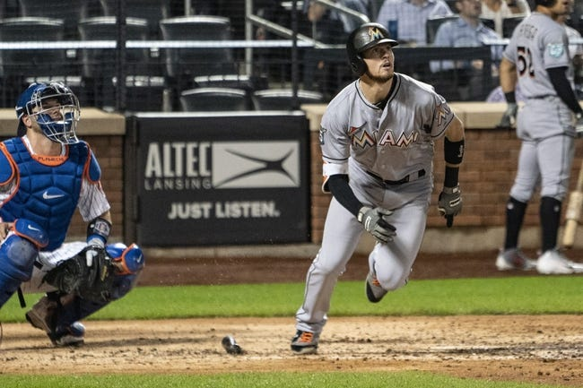 New York Mets vs. Miami Marlins Game One - 9/12/18 MLB Pick, Odds, and Prediction