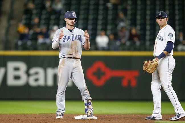 Seattle Mariners vs. San Diego Padres - 9/12/18 MLB Pick, Odds, and Prediction