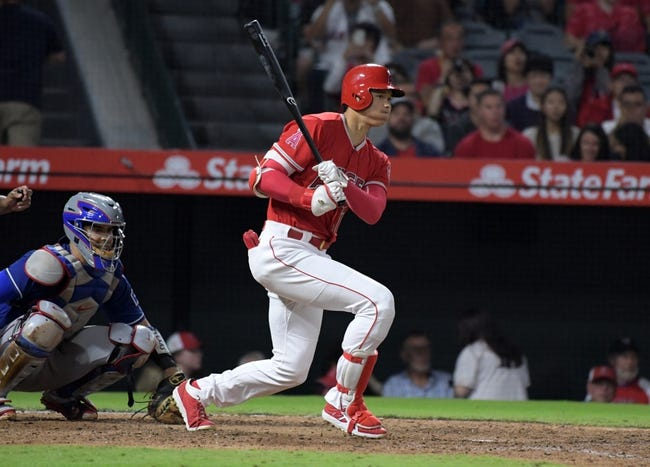 Los Angeles Angels vs. Texas Rangers - 9/24/18 MLB Pick, Odds, and Prediction