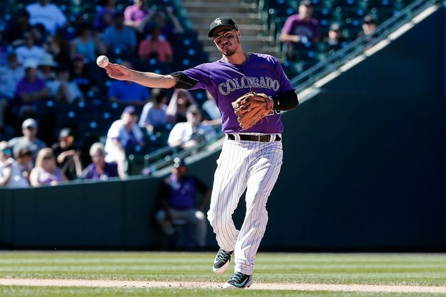 Arizona Diamondbacks vs. Colorado Rockies - 9/21/18 MLB Pick, Odds, and Prediction