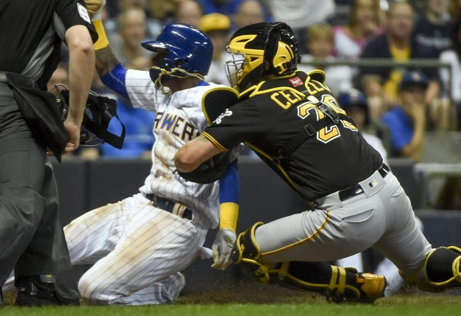 Milwaukee Brewers vs. Pittsburgh Pirates - 9/15/18 MLB Pick, Odds, and Prediction