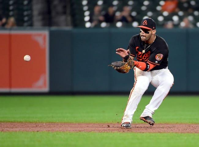 Baltimore Orioles vs. Chicago White Sox - 9/15/18 MLB Pick, Odds, and Prediction
