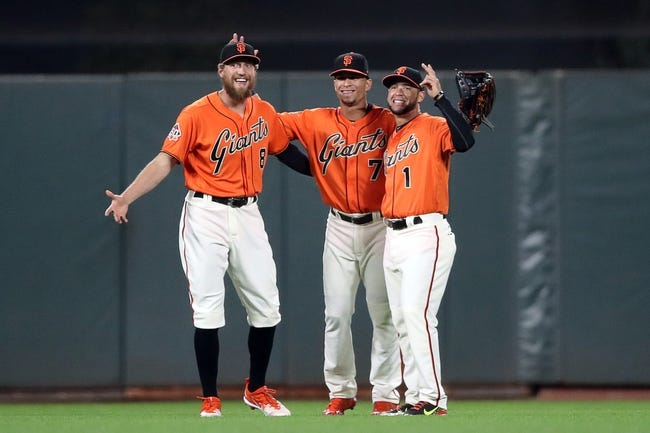 San Francisco Giants vs. Colorado Rockies - 9/15/18 MLB Pick, Odds, and Prediction