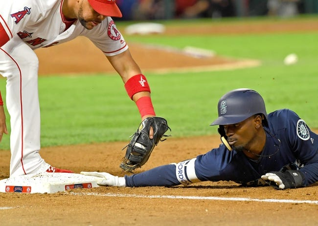 Los Angeles Angels vs. Seattle Mariners - 9/16/18 MLB Pick, Odds, and Prediction