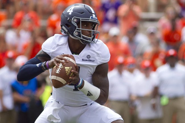 CFB | Georgia Southern Eagles (9-3) at Eastern Michigan Eagles (7-5)