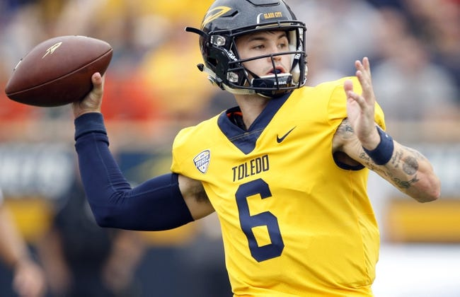 Toledo vs. Nevada - 9/22/18 College Football Pick, Odds, and Prediction