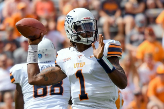 UTEP vs. New Mexico State - 9/22/18 College Football Pick, Odds, and Prediction