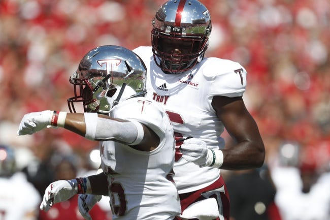 Troy vs. Louisiana-Lafayette - 11/3/18 College Football Pick, Odds, and Prediction