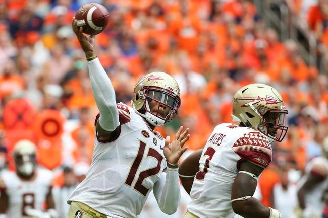 Florida State vs. NIU - 9/22/18 College Football Pick, Odds, and Prediction