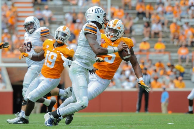 CFB | Middle Tennessee Blue Raiders (6-3) at UTEP Miners (1-8)