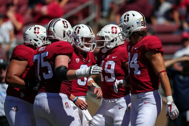 CFB | Pittsburgh Panthers (7-6) at Stanford Cardinal (8-4)