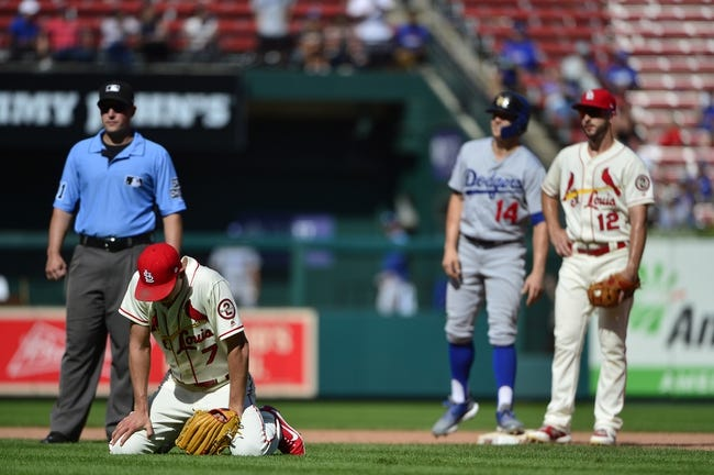 MLB | Los Angeles Dodgers (82-67) at St. Louis Cardinals (81-68)