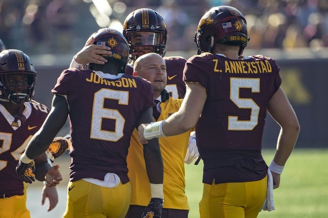 Minnesota vs. Iowa - 10/6/18 College Football Pick, Odds, and Prediction