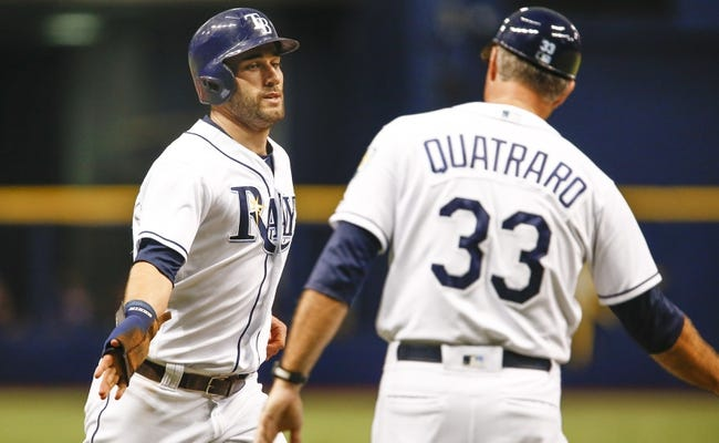 Tampa Bay Rays vs. Oakland Athletics - 9/16/18 MLB Pick, Odds, and Prediction
