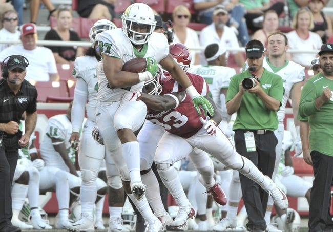 Liberty vs. North Texas - 9/22/18 College Football Pick, Odds, and Prediction