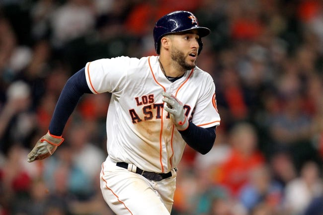 Houston Astros vs. Arizona Diamondbacks - 9/16/18 MLB Pick, Odds, and Prediction