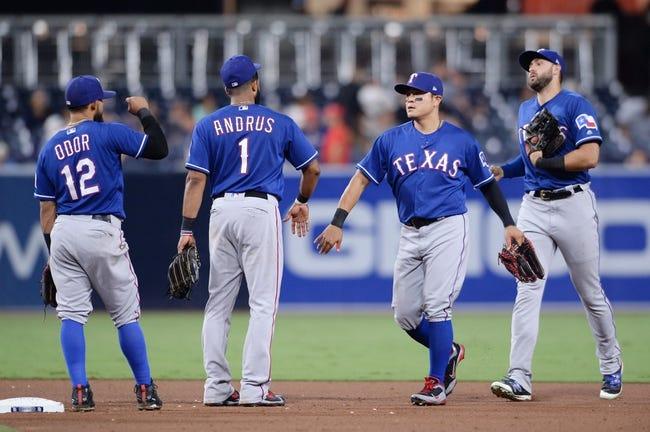 MLB | Texas Rangers (64-84) at San Diego Padres (59-90)