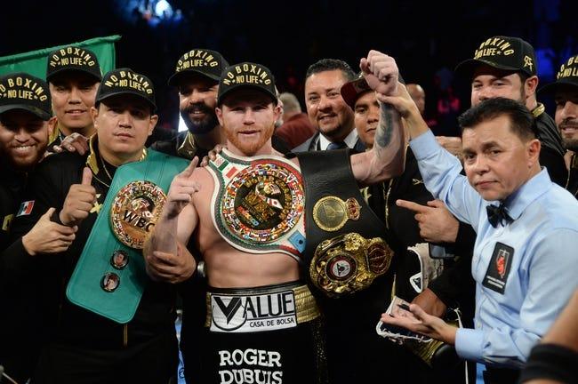 Boxing | Rocky Fielding vs. Canelo Alvarez