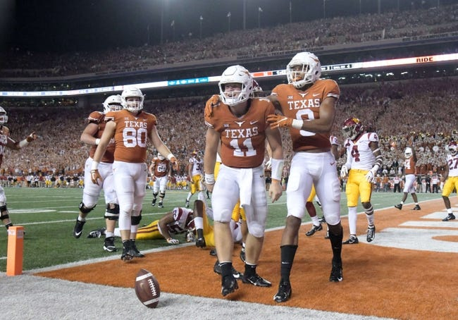 Kansas State vs. Texas - 9/29/18 College Football Pick, Odds, and Prediction
