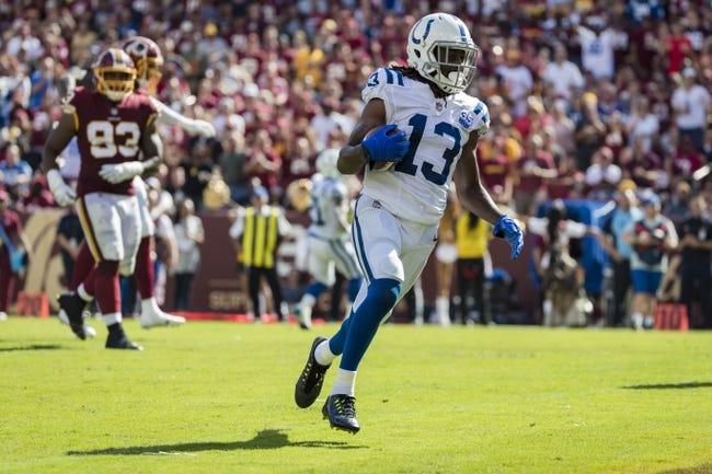 Philadelphia Eagles vs. Indianapolis Colts - 9/23/18 NFL Pick, Odds, and Prediction