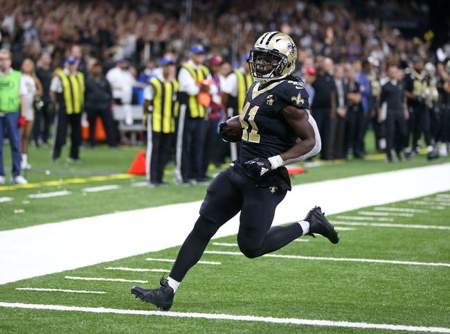 New Orleans Saints vs. Washington Redskins - 10/8/18 NFL Pick, Odds, and Prediction