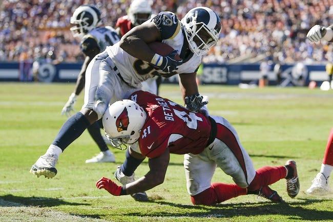 NFL | Los Angeles Rams (11-3) at Arizona Cardinals (3-11)