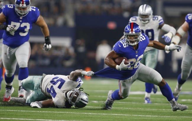 NFL | Dallas Cowboys (9-6) at New York Giants (5-10)