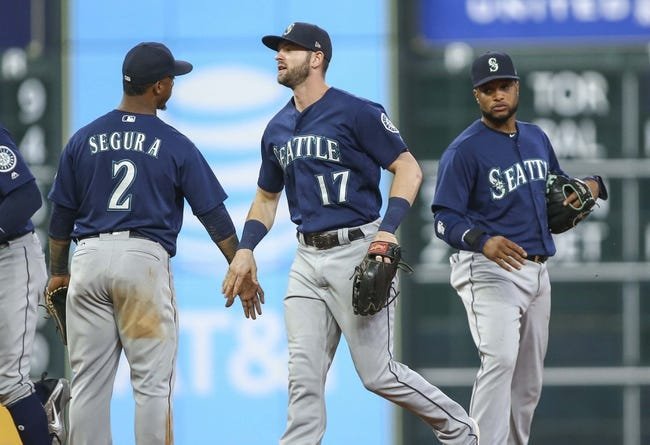 Houston Astros vs. Seattle Mariners - 9/18/18 MLB Pick, Odds, and Prediction