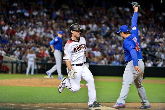 Arizona Diamondbacks vs. Chicago Cubs - 9/18/18 MLB Pick, Odds, and Prediction