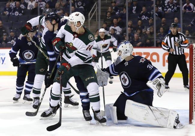 NHL | Winnipeg Jets (12-6-2) at Minnesota Wild (13-7-2)