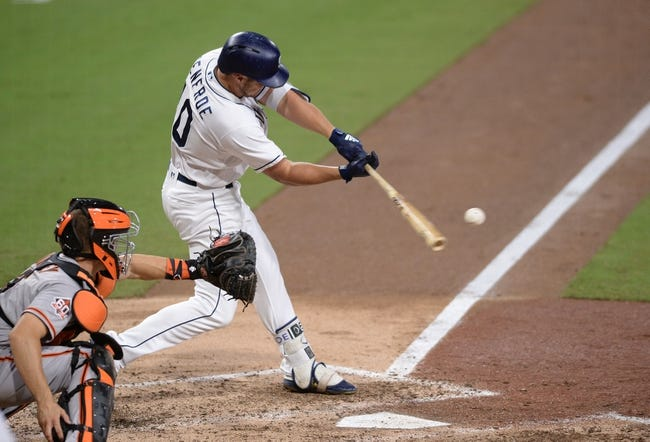 San Diego Padres vs. San Francisco Giants - 9/18/18 MLB Pick, Odds, and Prediction