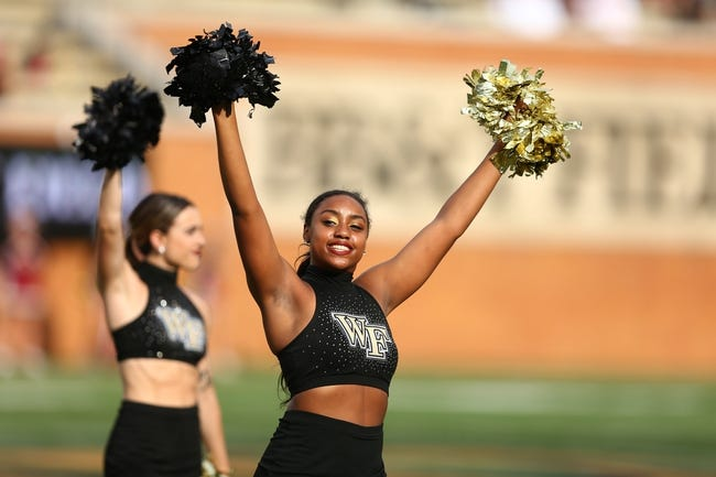 Wake Forest vs. Clemson - 10/6/18 College Football Pick, Odds, and Prediction