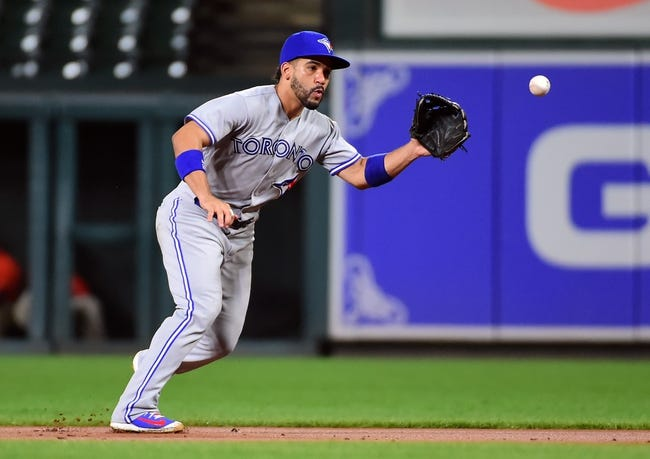 Baltimore Orioles vs. Toronto Blue Jays - 9/19/18 MLB Pick, Odds, and Prediction