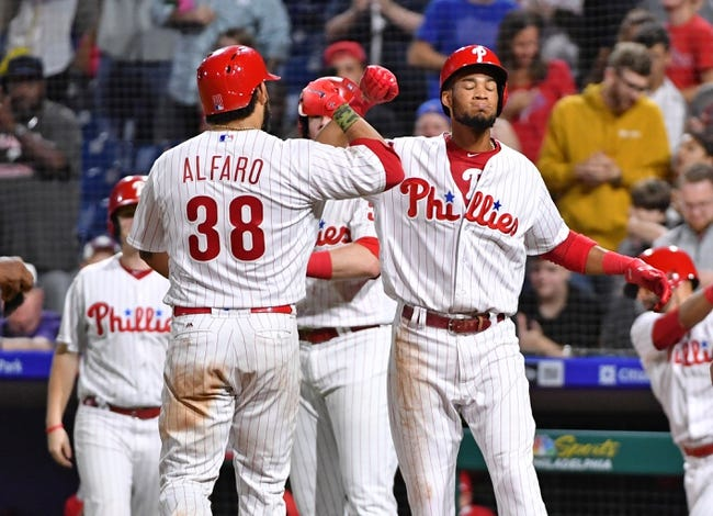 Philadelphia Phillies vs. New York Mets - 9/19/18 MLB Pick, Odds, and Prediction