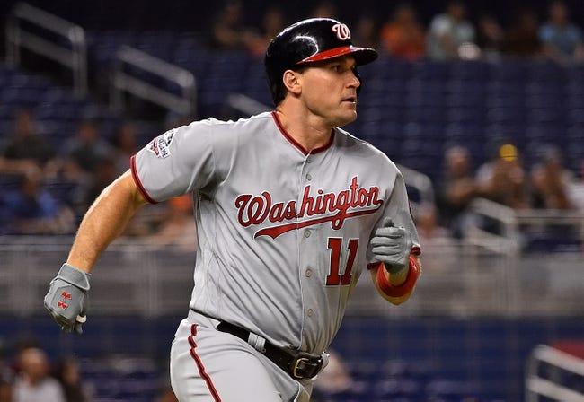Washington Nationals vs. Miami Marlins - 9/25/18 MLB Pick, Odds, and Prediction