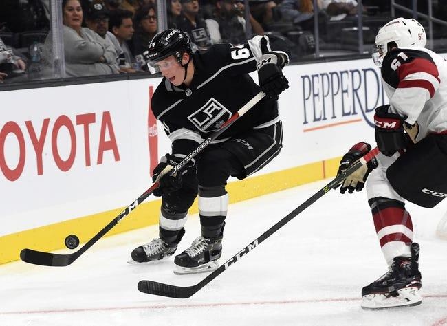 Los Angeles Kings vs. Arizona Coyotes - 12/4/18 NHL Pick, Odds, and Prediction