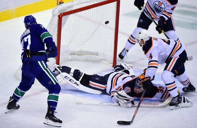 NHL | Edmonton Oilers (18-12-3) at Vancouver Canucks (15-16-4)