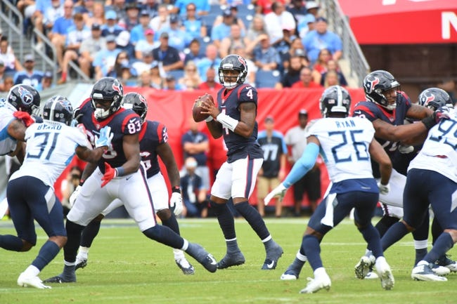 NFL | Tennessee Titans (5-5) at Houston Texans (7-3)