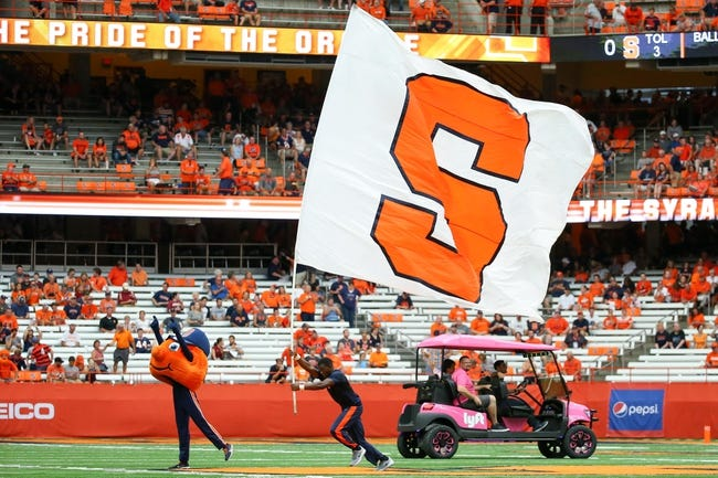 Syracuse vs. Louisville - 11/9/18 College Football Pick, Odds, and Prediction