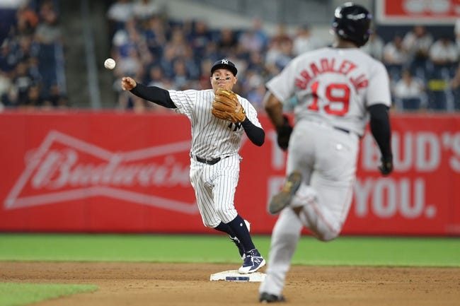MLB | Boston Red Sox (103-48) at New York Yankees (92-58)