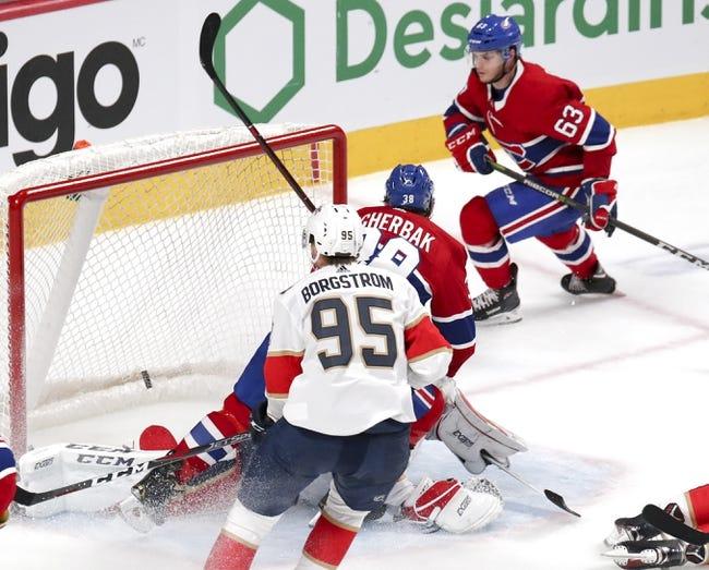 NHL | Montreal Canadiens (19-13-5) at Florida Panthers (15-14-6)