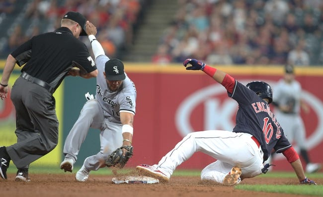 MLB | Cleveland Indians (86-68) at Chicago White Sox (61-94)
