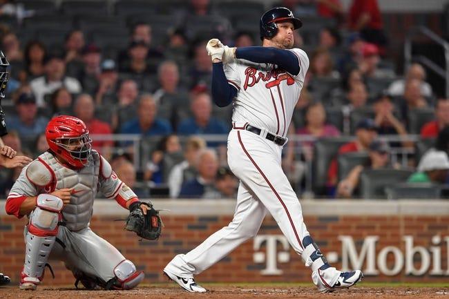 Atlanta Braves vs. Philadelphia Phillies - 9/21/18 MLB Pick, Odds, and Prediction