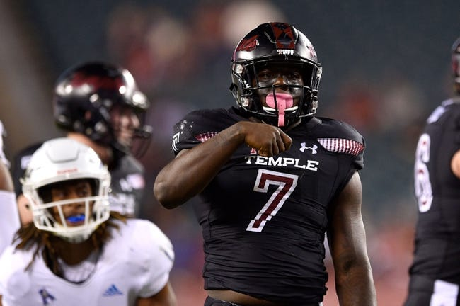 Temple vs. East Carolina - 10/6/18 College Football Pick, Odds, and Prediction
