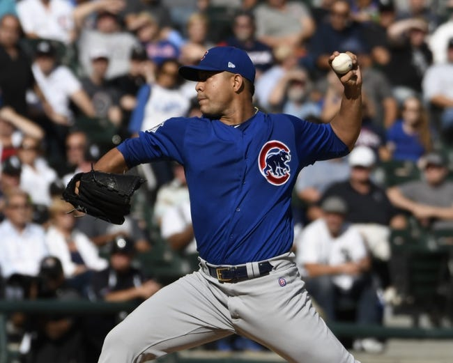 MLB | Pittsburgh Pirates (79-76) at Chicago Cubs (91-65)