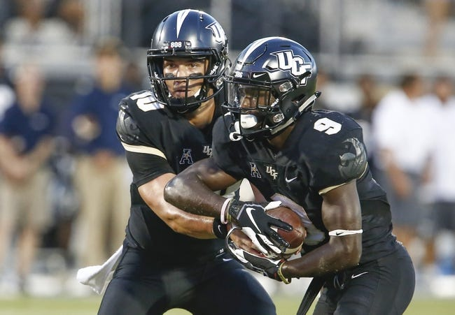 UCF vs. Pittsburgh - 9/29/18 College Football Pick, Odds, and Prediction