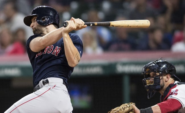 Cleveland Indians vs. Boston Red Sox - 9/22/18 MLB Pick, Odds, and Prediction