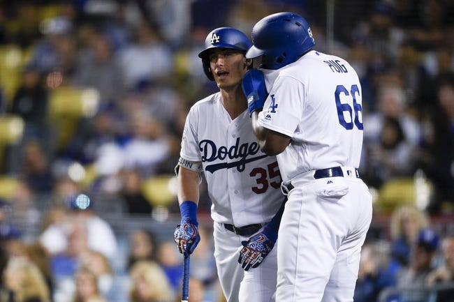 Los Angeles Dodgers vs. San Diego Padres - 9/22/18 MLB Pick, Odds, and Prediction
